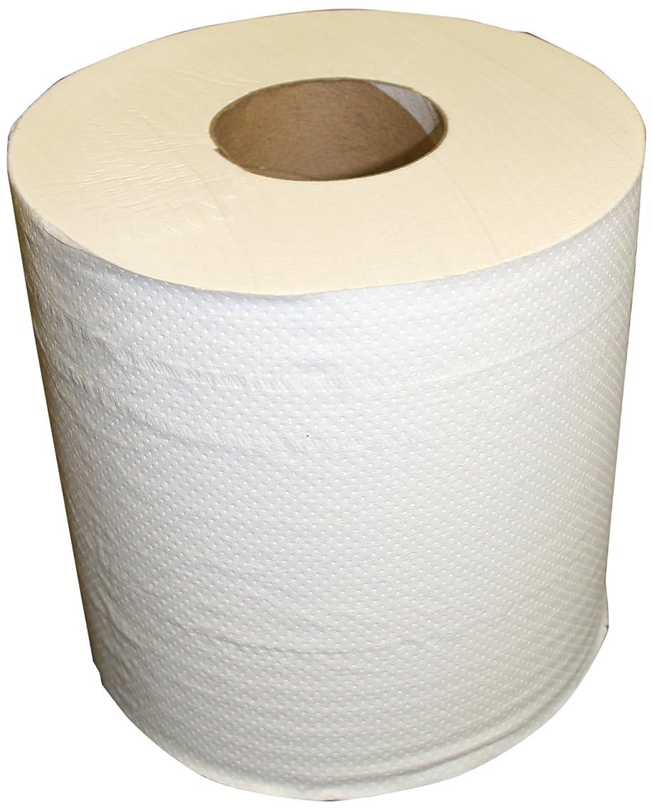 Berk Wiper CPRT-7200-ECONO Center-Pull Sanitary Paper 2-Ply Towel, 9