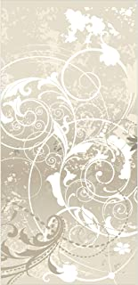 Apalis Panel japones Pearl Ornament Design 250x120cm   Paneles japoneses separadores de ambientes Cortina Paneles japoneses Cortina Cortinas   Tamaño: 250 x 120cm Incl. Soporte Transparente