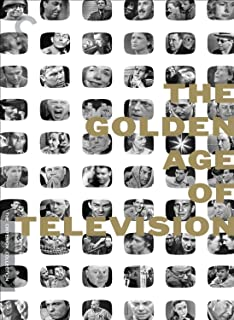 The Golden Age of Television Criterion Collection