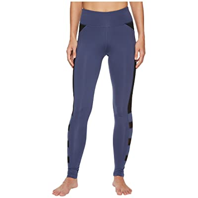 PUMA Sharp Shape Tights (Blue Indigo) Women