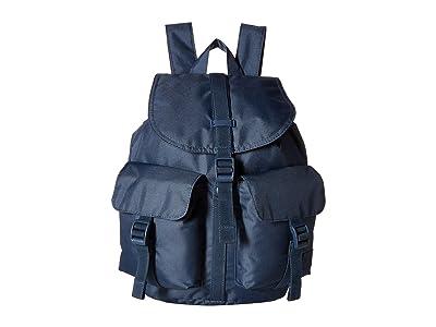 Herschel Supply Co. Dawson Small Light (Navy) Backpack Bags