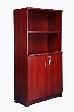 Hudson Multi-Purpose Cabinet in Rosewood Color