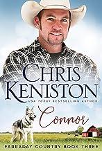 Connor (Farraday Country Book 3)