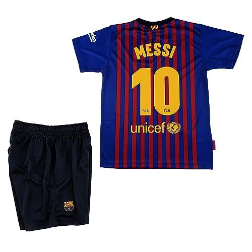 FCB BARÇA Box 1ª Equip 2018-2019 Messi T-08 41b21aa44ae71