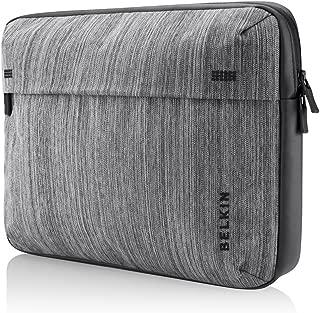 Belkin Sleeve for Upto 13.3 inch Laptops Laptop - Grey