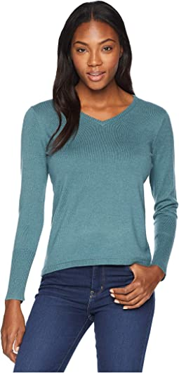 Shadow Pine V-Neck Sweater