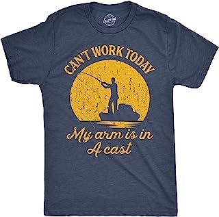 مردها امروز نمی توانند کار کنند بازوهای من در یک تیشرت بازیگران پسر بچه گرافیک خنده دار تی شرت بازیگران است