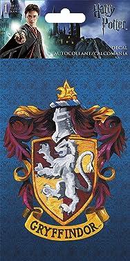 Trends International Harry Potter - Gryffindor - 4 Color Decal