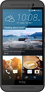 HTC ONE M9 32GB GUNMETAL GRAY FACTORY UNLOCKED 4G/LTE CELL PHONE