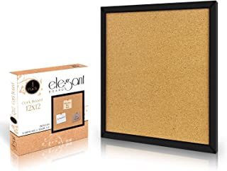 Elegant Boards Cork Bulletin Board 12