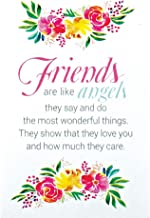 Friends are Like Angels Mini Cardstock Bookmarks Pack of 24