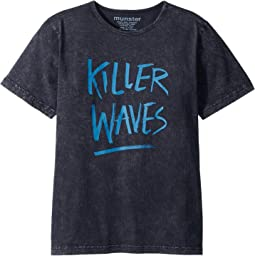 Munster Kids - Killer Waves Tee (Toddler/Little Kids/Big Kids)