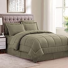 مجموعة مفارش سرير من سويت هوم، 2 غطاء وسادة، 2غطاء وسادة زينة - لتحصل على الدفء في كل الفصول
