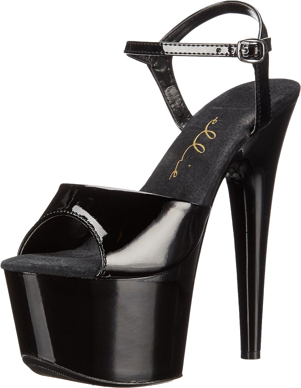 Ellie shoes Women's 709 Juliet Platform Sandal