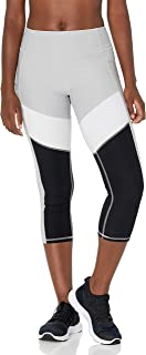 X by Gottex Womens XGT-409C Blocked Capri Leggings