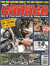 AMERICAN IRON GARAGE, DO IT YOURSELF TECH & UPGRADES WINTER, 2015 SPECIAL