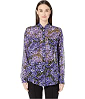The Kooples - Hydrangea Print Shirt
