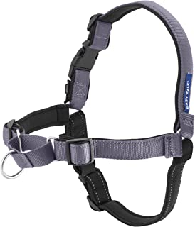 PetSafe Easy Walk Deluxe Dog Harness, No Pull Dog Harness – Perfect for Leash & Harness Training – Stops Pets from Pulling...