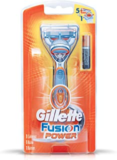 Gillette Fusion Power Razor with Battery