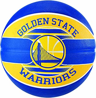 SPALDING NBA 球隊金州籃球