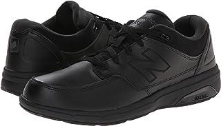 (ニューバランス) New Balance メンズウォーキングシューズ?靴 MW813 Black/Black 15 (33.cm) D - Medium