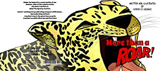 More than a ROAR! (Little SAfari Books) (English Edition)