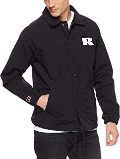 Russell Athletic Men's Eagle R Coaches Jacket
