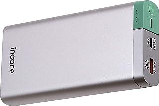 incore inPower 20000 PD QC 3.0 Gümüş Taşınabilir Şarj Cihazı Powerbank Power Delivery ve Quick Charge 3.0 iPhone 8, 8 Plus, X, XS, XR XS Max Hızlı Şarj