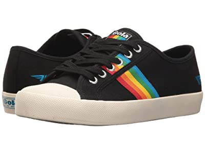 Gola Coaster Rainbow (Black/Multi) Women