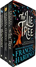 Frances Hardinge Collection 3 Books Set (The Lie Tree, Cuckoo Song, Fly By Night)