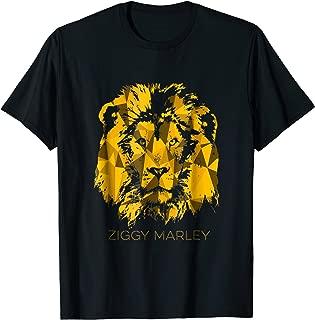 Ziggy Marley Lion Tee shirt