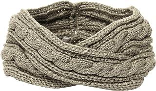La Carrie Women's Winter Knitted Headband Chunky Crochet Ear Warmer