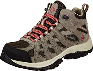 Columbia Canyon Point Mid Zapatos impermeables de senderismo para mujer