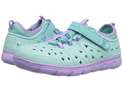 Stride Rite Made 2 Play Phibian (Toddler/Little Kid/Big Kid) (Turquoise) Girls Shoes