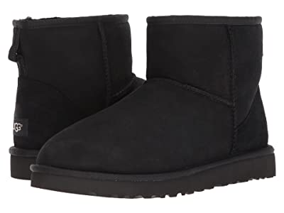 UGG Classic Mini (Black Twinface) Men