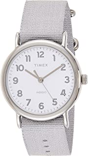 Timex Casual Watch For Women Analog Nylon - TW2R92500
