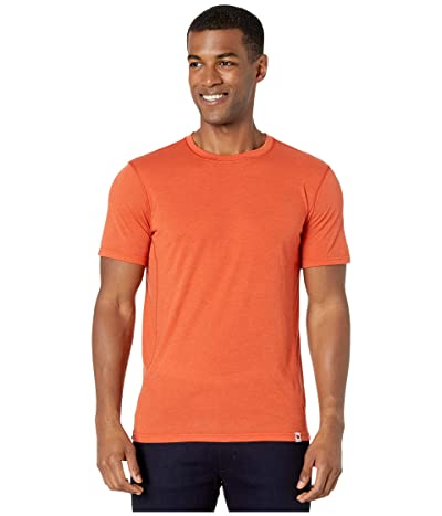 Fjallraven High Coast Lite T-Shirt (Rowan Red) Men