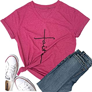 Women`s Short Sleeve Summer T-Shirt Love Graphic Tees Tops Cute Casual Vacation Tops Tees Funny Blouse Tees