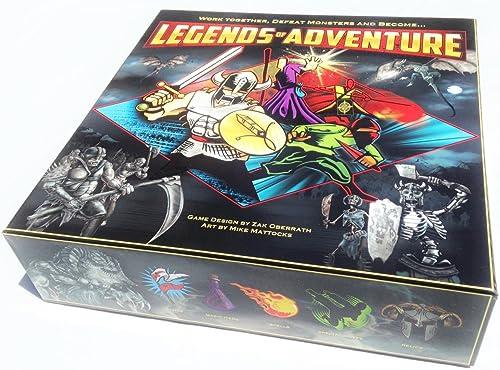 marca famosa Legends Legends Legends Of Adventure Board Game  descuentos y mas