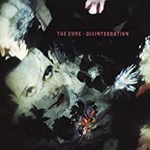 the cure disintegration deluxe cd