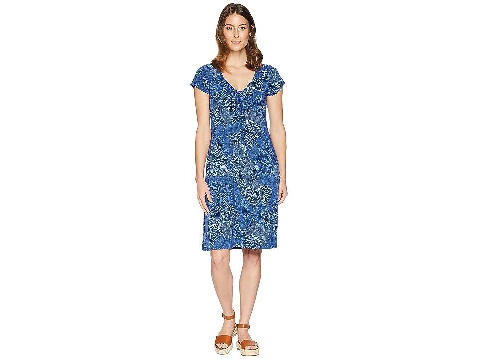 Fresh Produce White Tides Emma Dress (Moonlight Blue) Women