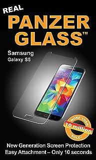 Panzer glas skyddande anti-repor vätska resistent glas skärmskydd för Samsung Galaxy S5,PG1035