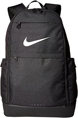 222e569d09 Black Black White. 120. Nike. Brasilia XL Backpack
