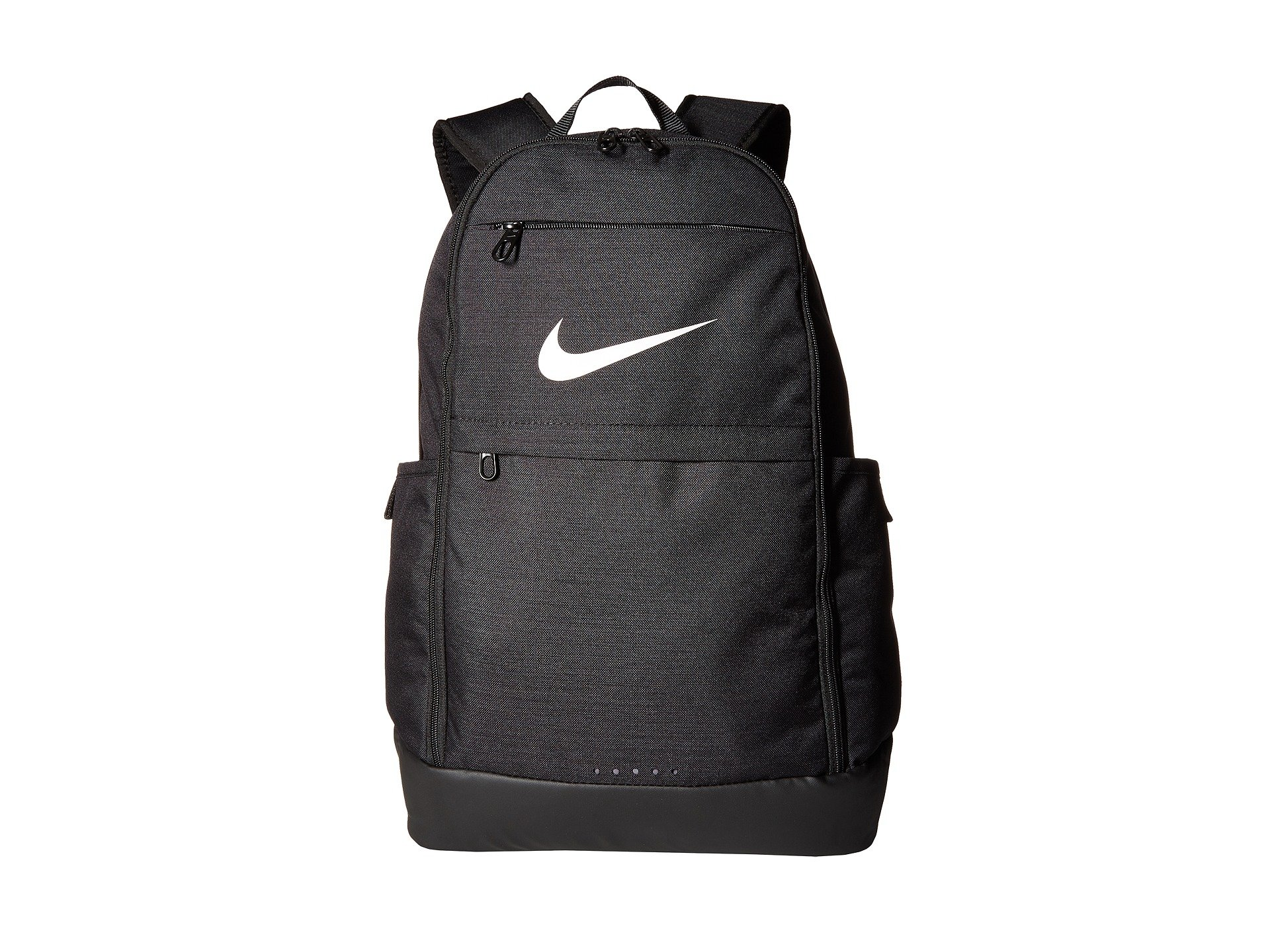 Nike white Brasilia black Xl Backpack Black rwgqrSp4