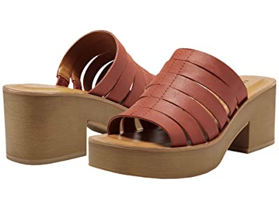 Lucky Brand Paydin (Rancho Red) Women