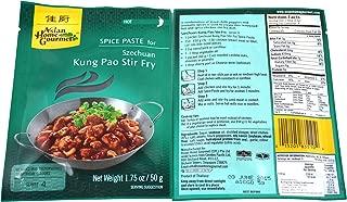 Szechuan Dry Chilli Stir Fry (Kung Pao) -1.75oz (Pack of 12)