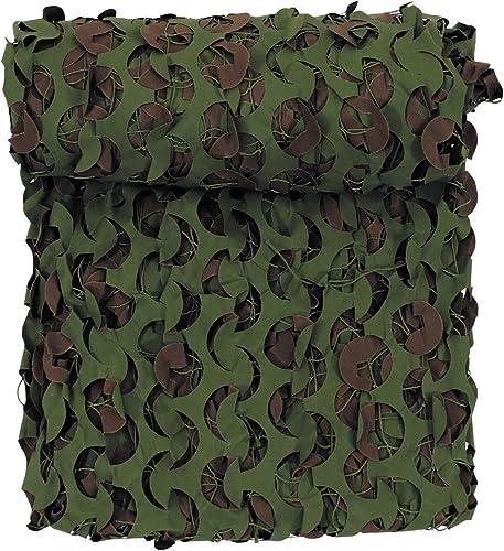 MFH Bache de Camouflage Britannique avec Filet difficil Inflammable