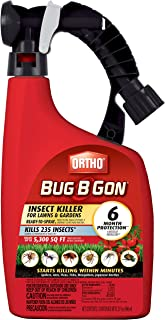 Ortho Bug B Gon Insect Killer for Lawns and Gardens Ready-to-Spray 1, 32 fl. oz.
