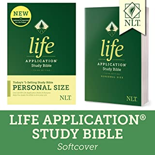 Tyndale NLT Life Application Study Bible, Third Edition, Personal Size (Softcover) – New Living Translation Bible, Persona...