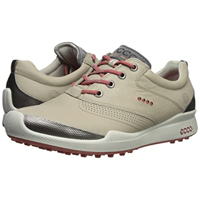 ECCO Golf Biom Golf Hybrid (Oyster/Rosato) Women